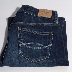 Abercrombie and Fitch Perfect Stretch Jeans